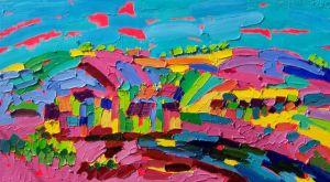 Town and Teifi - Eloise Govier